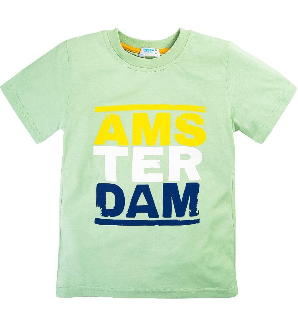 Футболка для мальчика Амстердам