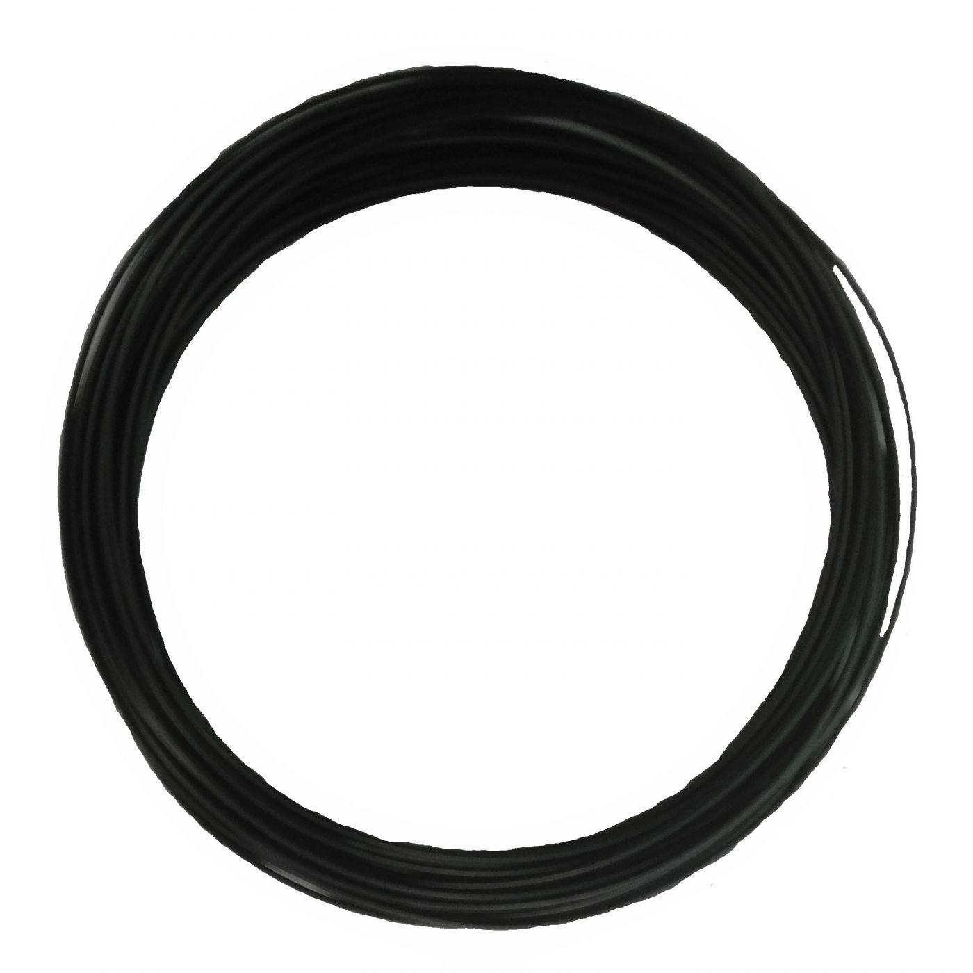 Пластик для 3d ручки ABS черный 10м