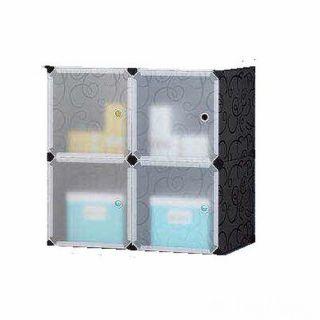Складной шкаф, 70х70х70 см (4 отделения)
