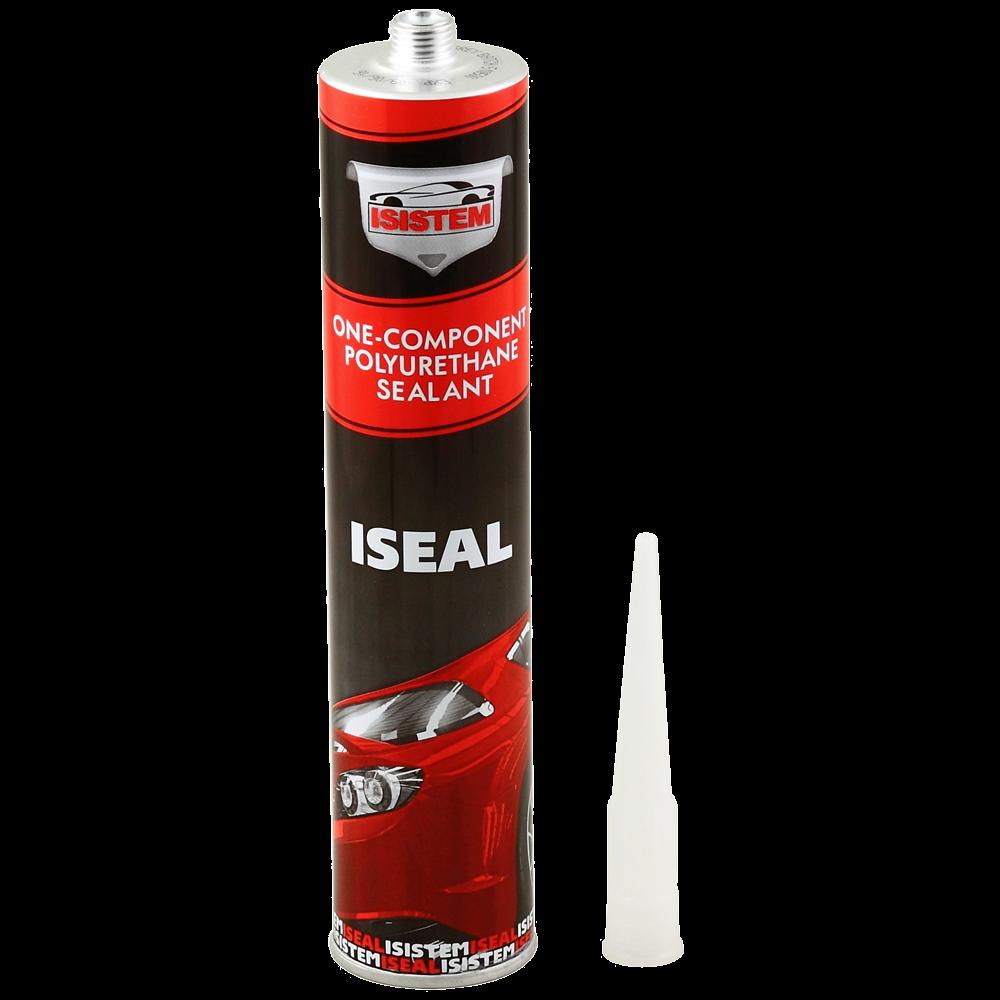 Isistem Герметик Iseal Black для кузова, уп. 600мл.