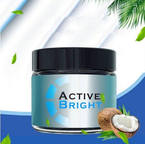 Кокосовый уголь для отбеливания зубов Activated Coconut Charcoal Powder