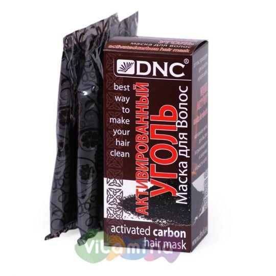 """DNC Маска для волос """"Активированный уголь"""", 100 грамм"""