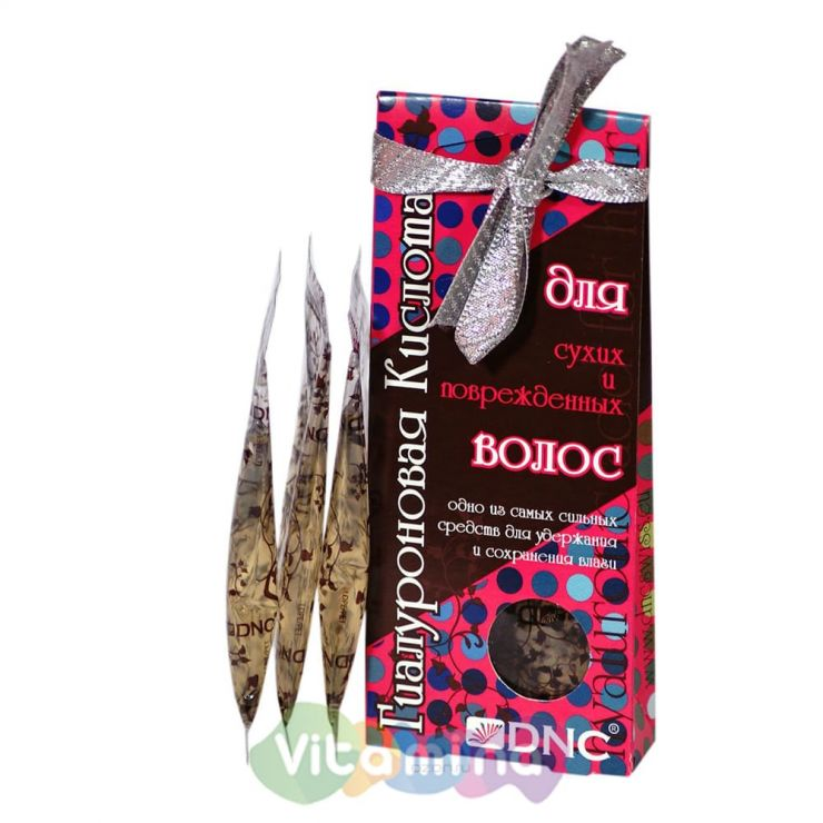 DNC Кислота гиалуроновая для сухих и поврежденных волос , 45 мл