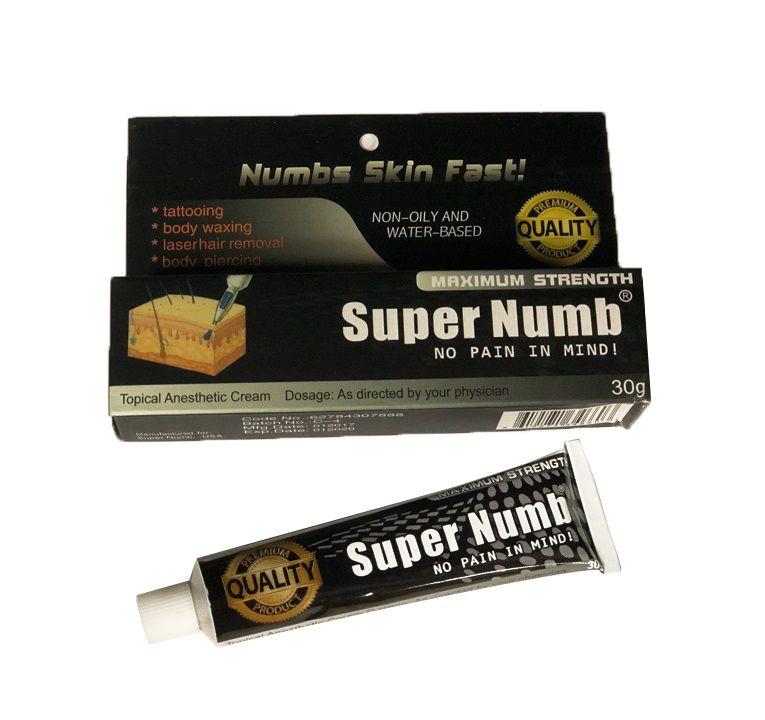 Super Numb