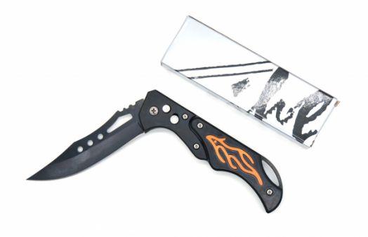 Нож Патриот НТ-130 с клипсой