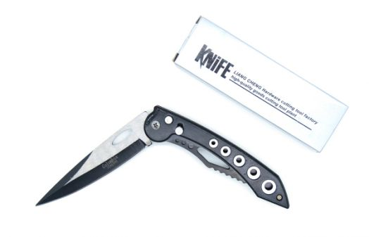 Нож Патриот НТ-139 с клипсой