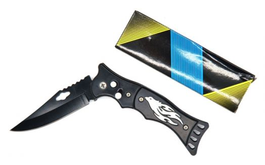 Нож Патриот НТ-145 с клипсой