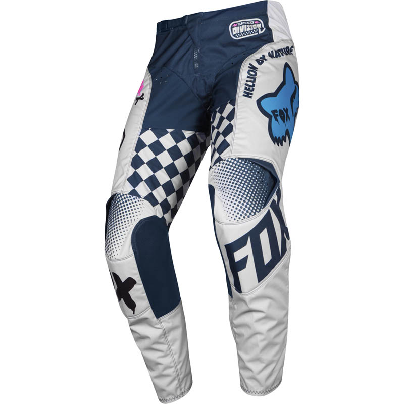 Fox - 2019 180 Youth Czar Lt Grey штаны подростковые, светло-серые