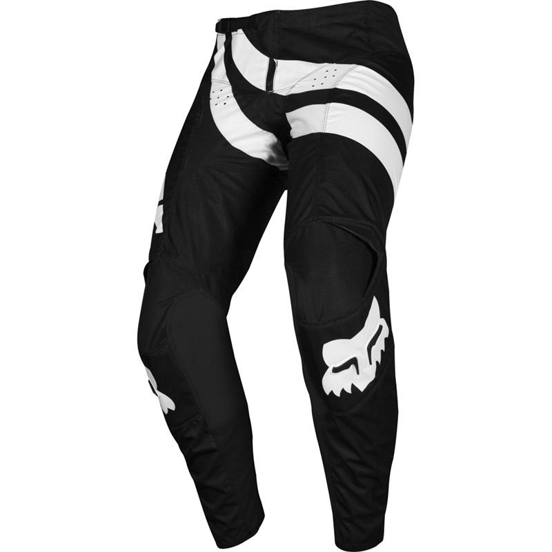 Fox - 2019 180 Youth Cota Black штаны подростковые, черные
