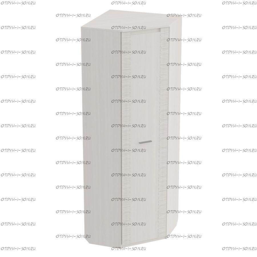 Шкаф угловой Элана (Спальня) 90х90х219