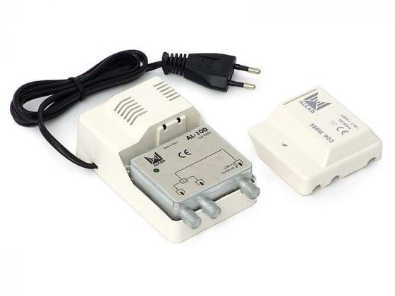 Блок питания для усилителей антенн Alcad AL-100 (24V)