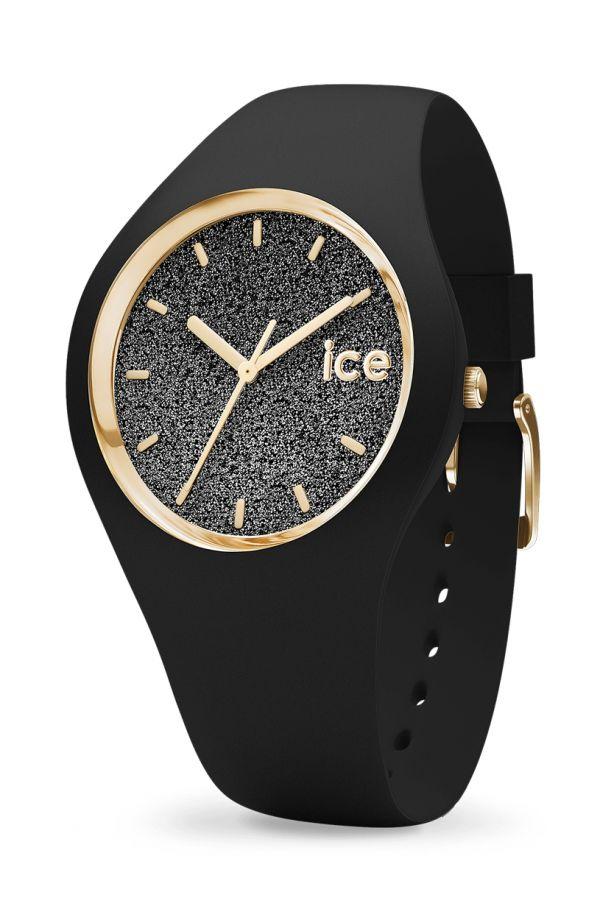 Ice-Glitter - Black