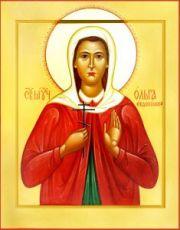 Икона Ольга Евдокимова