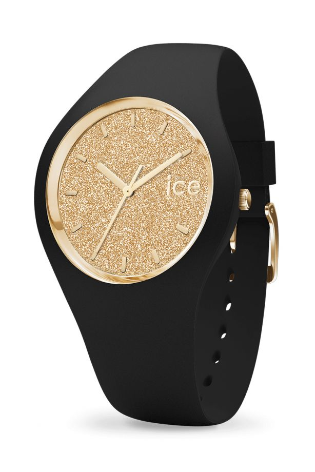 Ice-Glitter - Black - Gold