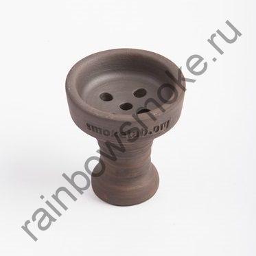 Глиняная чаша SmokeLab Evil Black mini