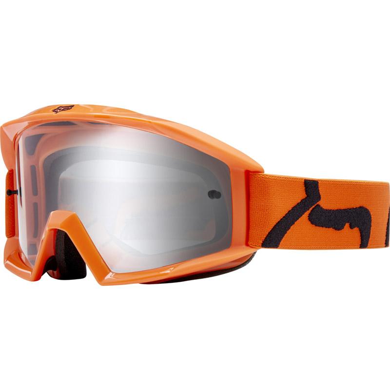Fox - 2019 Main Race Orange очки, оранжевые