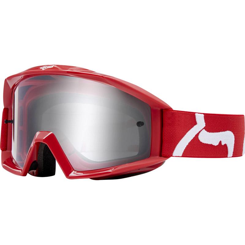 Fox - 2019 Main Race Red очки, красные