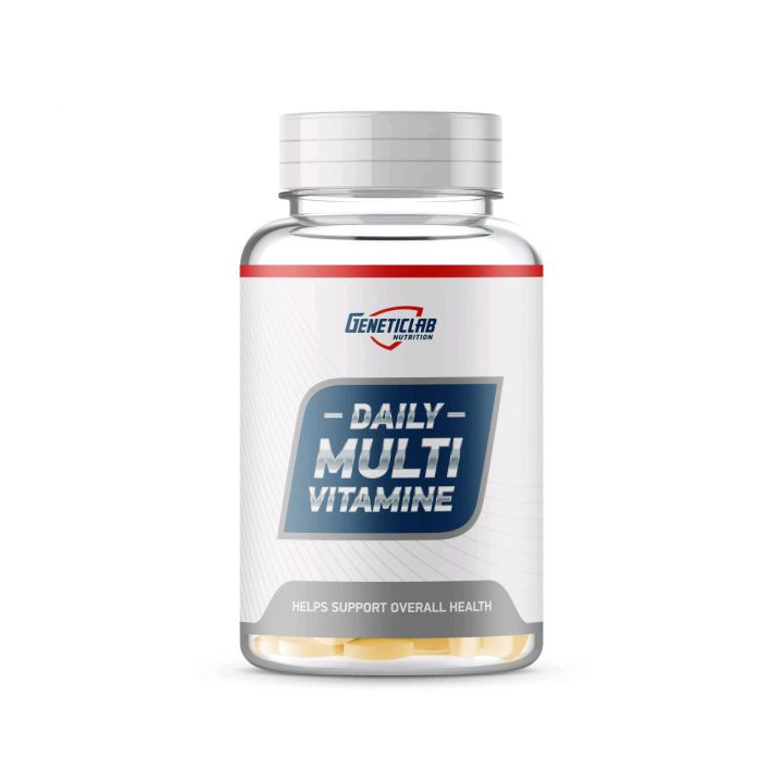 Geneticlab - DAILY MULTIVITAMINE