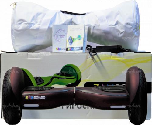 Гироскутер Zaxboard ZX-11 Pro Бордовый