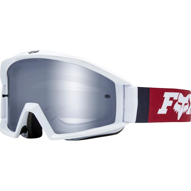Fox - 2019 Main Cota Cardinal очки, бело-красные