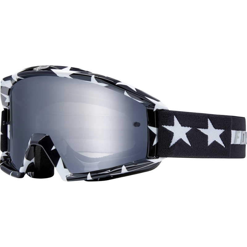 Fox - 2019 Main Stripe Black/White очки, черно-белые