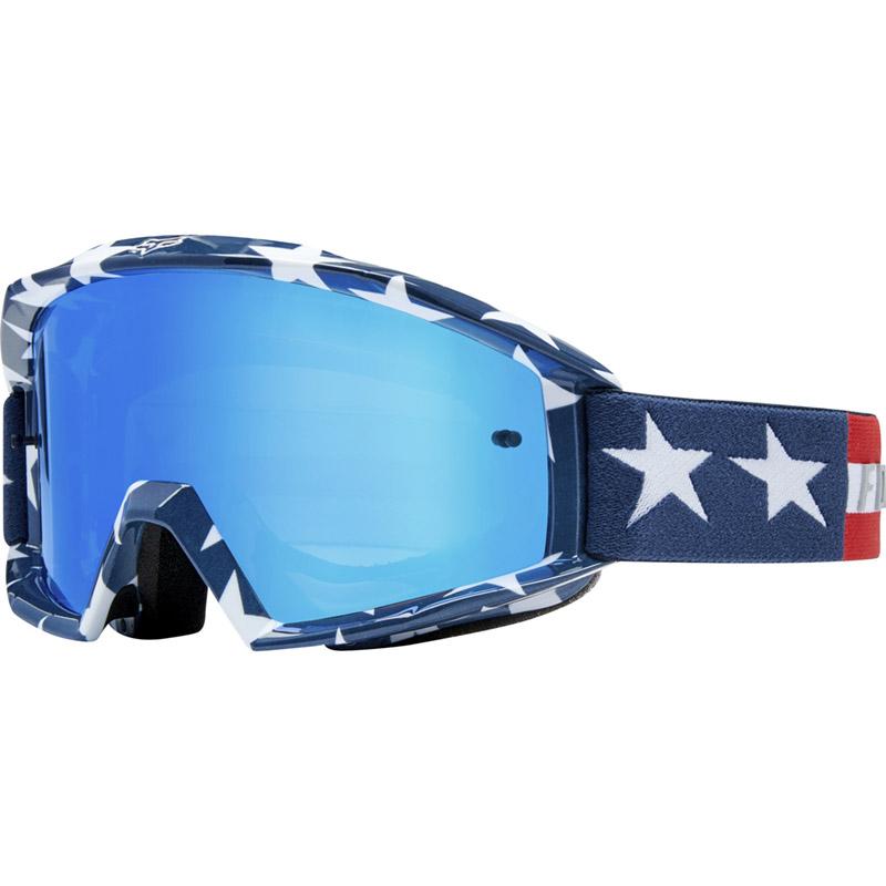 Fox - 2019 Main Stripe White/Red/Blue очки, бело-красно-синие