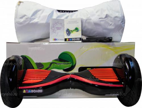 Гироскутер Zaxboard ZX-11 Pro Черный Глянец