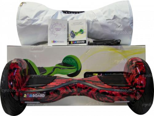 Гироскутер Zaxboard ZX-11 Pro Огонь