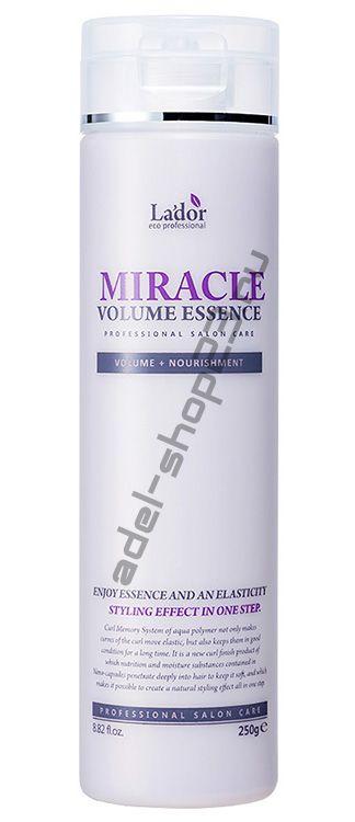 LADOR -Эссенция для фиксации и объема волос Miracle Volume Essence