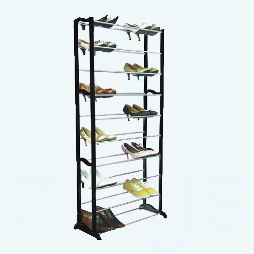 Стойка для обуви AMAZING SHOE RACK, черный