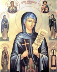Икона Параскева Петка Сербская