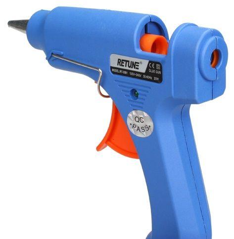 Клеевой пистолет RETUNE RT-5801-60-100W
