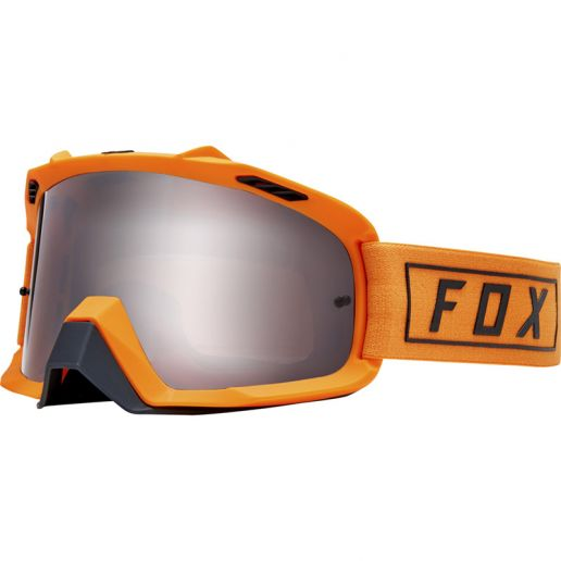 Fox - 2019 Air Space Gasoline Orange Flame очки, оранжевые