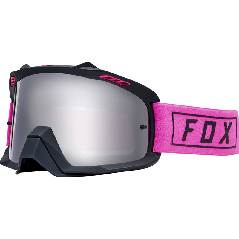 Fox - 2019 Air Space Gasoline Pink очки, розовые