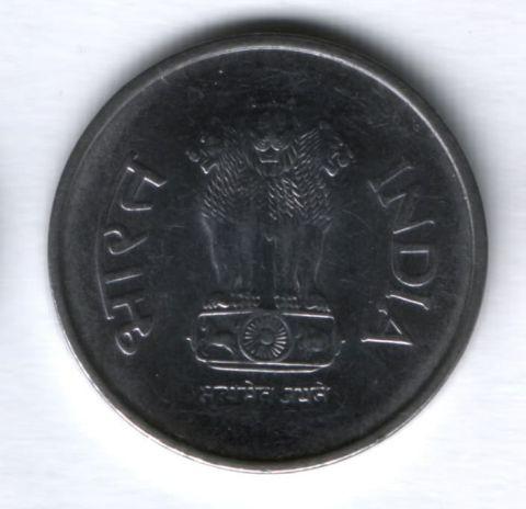 """1 рупия 1997 г. Индия ( """"Мо"""" - Мехико)"""