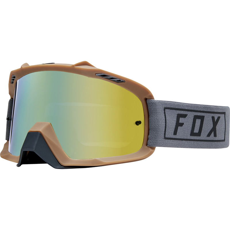 Fox - 2019 Air Space Gasoline Grey очки, серые
