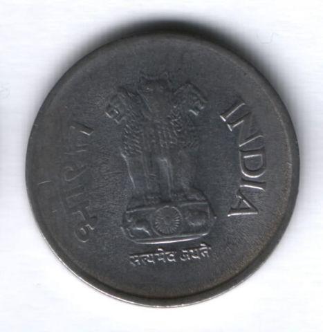 "1 рупия 2003 г. Индия ( ""♦"" - Мумбаи)"