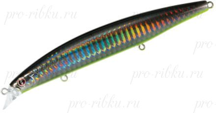 Воблер DAIWA SHORELINE SHINER-Z VERTICE 140F / CRASH NIGHT (04826961)
