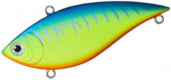 Воблер DAIWA T.D. VIBRATION 63S-W / MAT BLUE BACK CHART (07430330)