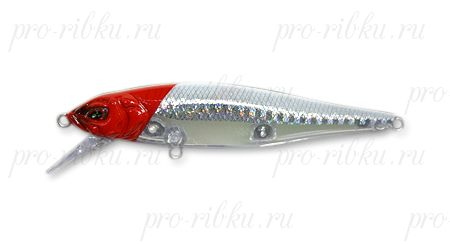 Воблер ROSSO CORSA Gyazatz SW Sabel Catch  / 01 (Luminous Red Hed)