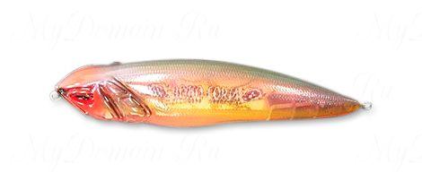 Воблер ROSSO CORSA Magnum Claws Payao / 01 (Cherrybulb-Gassfish)