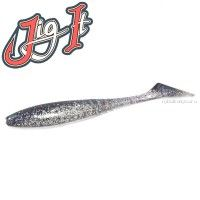 Мягкая приманка Jig It Flutter 4,4''  (чеснок) 110 мм /4,4 гр / упаковка 5 шт / цвет: 006