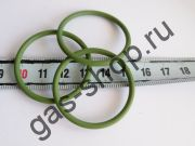 Кольцо резиновое под крышку фильтра редуктора LOVATO RGJ (Ф36, 5мм) - оригинал