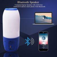 Портативная колонка Bluetooth Q690 LED