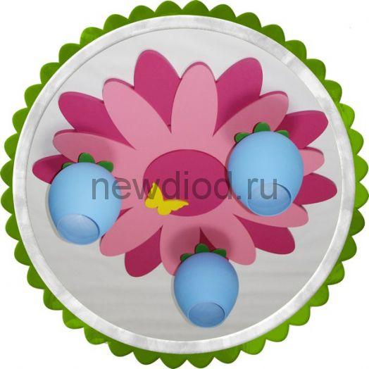 Детская потолочная люстра «Цветок»