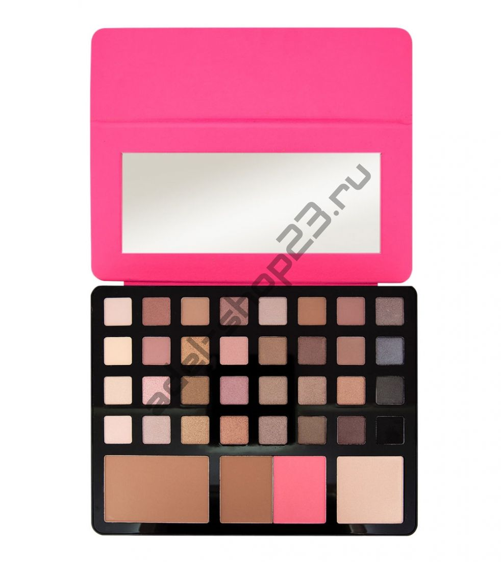 Freedom - Makeup London Pro Artist Pad - Studio to Go (Pink)