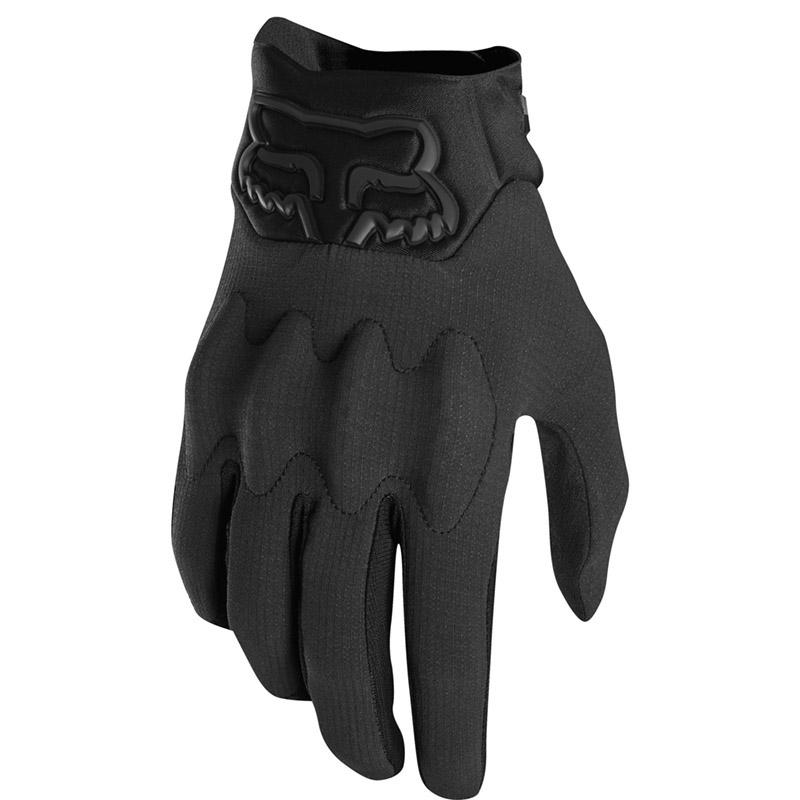 Fox - 2019 Bomber LT Black перчатки, черные