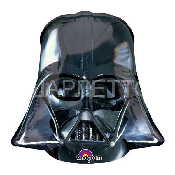 """Шар Фигура """"Шлем Вейдера. Звездные войны"""""""