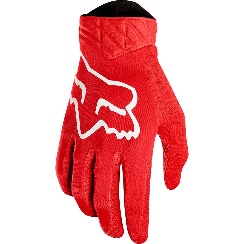 Fox - 2019 Airline Red перчатки, красные