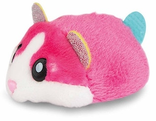 Хома дома Интерактивный хомячок 1 TOY, розовый